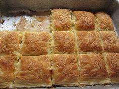 Σούπερ γευστική και απολαυστική !!! Υλικά300 γρ φέτα1 κούπα κεφαλοτύρι1 κούπα τυρί γκούντα2 αυγάλίγο αλάτι κ πιπέρι Για την μπεσαμέλ2 κουταλιές βούτυρο εγώ