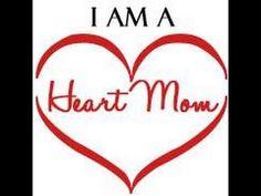 I'll Always Be A Heart Mom - tear-jerker, tissue alert but so good for raising awareness, please watch.