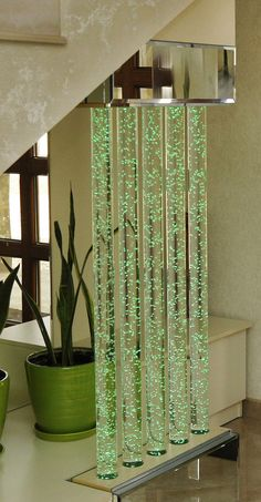 Glass Partition Designs, Living Room Partition Design, Pooja Room Door Design, Home Room Design, Glass Design, Wall Design, Home Interior Design, Wood Partition, Indoor Wall Fountains
