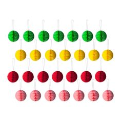 of course i look everywhere in kansas city and can't find them... SNÖMYS Hanging decoration - IKEA