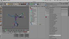 Aixsponza light tree animation