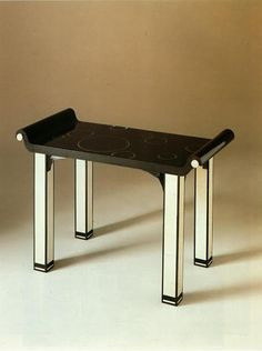 Eileen Gray for Jacques Doucet