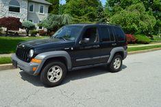 2005 Jeep Liberty Diesel