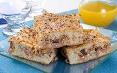 Aprenda a preparar torta de atum com farinha de arroz (sem glúten) com esta excelente e fácil receita. As tortas salgadas são uma ótima opção para almoço ou jantar...