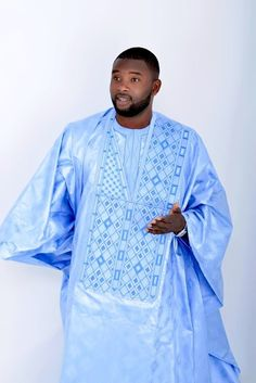 African Wear Styles For Men, African Dresses Men, African Attire For Men, Latest African Fashion Dresses, African Men Fashion, Africa Fashion, Mens Fashion, Agbada Styles, Africa Dress