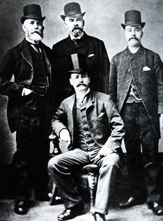 Rochdale Detectives in 1875