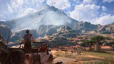 Uncharted 4: Fine di un Ladro - il Madagascar in immagini e video
