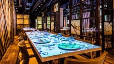 Wanting unusual places to eat? Try these quirky restaurants in London; from fun places to eat in London to interesting restaurants in London with a theme. _-- INamo