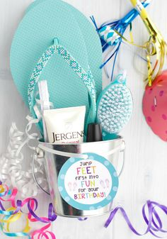 Tweet Pin It Everyone loves to be spoiled for their birthday. And maybe a pedicure sounds like just the ticket to you?! We know that a lot of our friends love to pamper themselves, but we also know that life can be busy and sometimes it's hard to get find the time to spoil yourself....Read More »