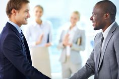 Business Etiquette: How To Make A Correct Greeting | CAREEREALISM