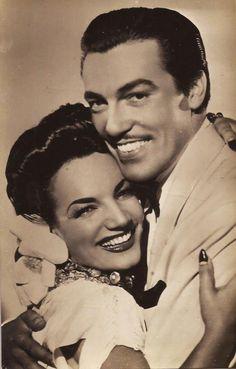 Carmen Miranda & Cesar Romero