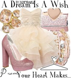 A Dream is a Wish Your Heart Makes by DisneyBound