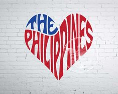 Excited to share the latest addition to my #etsy shop: Digital The Philippines Word Art, The Philippines jpg, png, eps, svg, dxf, The Philippines logo design, Word in heart shape, Wall decor http://etsy.me/2FlMcgP #supplies #red #kidscrafts #blue #thephilippinesjpg #th