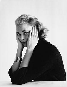 Grace Kelly by Mark Shaw.