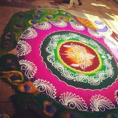 Rangoli Designing Products in