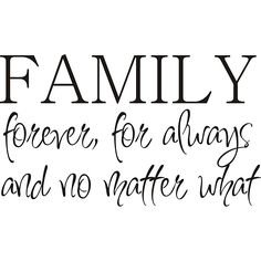 Details about Family saying Vinyl quote lettering wall art decor - Psyho Family Is Everything, Love My Family, Family Is Forever, Family Wuotes, Family Print, Happy Family, Quotes About Strength In Hard Times, Quotes About Moving On, Vinyl Quotes