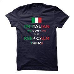 Im italian - #pretty shirt #mens tee. SIMILAR ITEMS => https://www.sunfrog.com/LifeStyle/Im-italian-34594293-Guys.html?68278