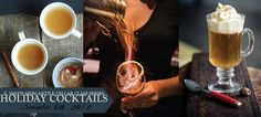 Get ready to mix some old-school drinks for the holidays when you join in on E. Smith Mercantile's inaugural holiday cocktails class on December 6th.