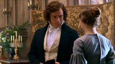 Jane Eyre 2006. C'est une production, pour la BBC, magnifiquement repensée et redynamisée et une excellente performance avec Toby Stephens et Ruth Wilson