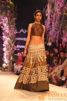 Manish Malhotra at Lakme Fashion Week 2014-49