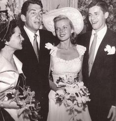 Jerry and Patty Lewis at Dean and Jeanne wedding