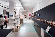 Life on Foot: Camper at the Design Museum · Design Museum · London · Universal Design Studio · Photo © Jill Tate