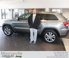 Happy Birthday to Mario Ambrosia from Richard Stevens III and everyone at Monroeville Chrysler Jeep! #BDay