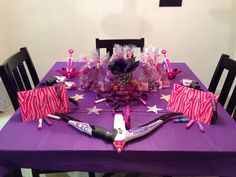 Some ideas for a nerf rebelle party