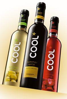 Cool Etiquetas de Vino de Verano