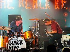 Greatest band ever! The Black Keys! Patrick Carney - Dan Auerbach
