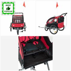 Child Carrier Baby Trailer For Rent Bike Hitch, Steel Frame Construction, Bike Trailer, Jogging Stroller, Athens, Gopro, Children, Book, Young Children