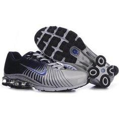 104265 025 Nike Shox R4 Grey Black J09078