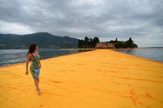 20 minutes - D'île en île, une invitation à marcher sur l'eau - Insolite