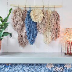 Makramee-sulka | Meillä kotona Recycled Crafts, Dream Catcher, Diy Home Decor, Recycling, Embroidery, Crochet Ideas, Craft Ideas, Dreamcatchers, Needlepoint