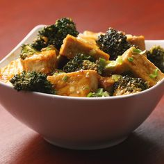 Chinese Takeout-style Tofu And Broccoli Recipe by Tasty