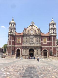 Antigua Basilica de Guadalupe, Mexico