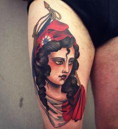 nice Tattoo inspiration 2017 - Alix Ge