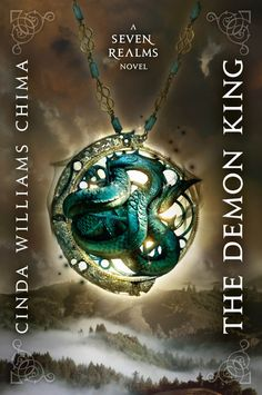 The Demon King is the first book in the Seven Realms Novels.  Do not let the name deter you it is not about demons.  This is a great opening novel for this series, and this series has been one of my favorites to come out in recent years.