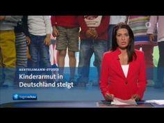 12 09 2016 Kinderarmut steigt stetig, die Folge der Politik von Kanzlerin & Co