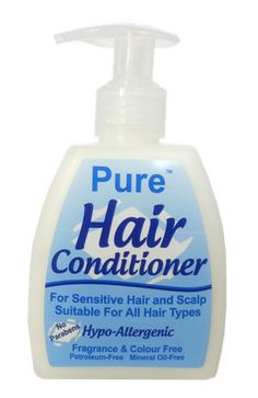 PURE HAIR CONDITIONER 250ML Hair Conditioner, Fragrance, Personal Care, Pure Products, Hair Styles, Hair Plait Styles, Self Care, Hair Rinse, Personal Hygiene