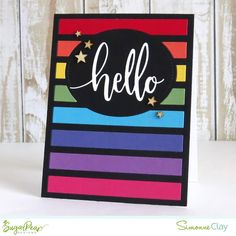 SemSee's Sparkly Scribblings: SugarPea February 2018 Release: Day 3 | hello
