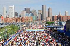 Boston's Run to Remember Half Marathon May 27, potentially running it with Teresita