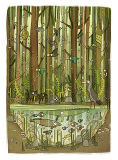 Brendan Kearney - Illustration and design: Illustration