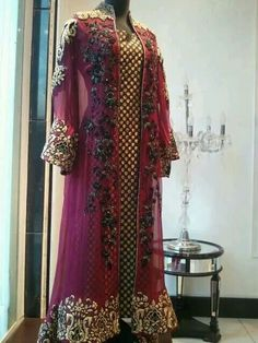 ♡♥ Pakistani Dress Design, Pakistani Outfits, Indian Outfits, Indian Clothes, Indian Fashion Dresses, Fashion Outfits, Indian Designer Wear, Punjabi Suits, Salwar Suits