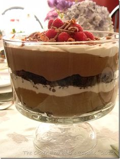 Egg-less chocolate mousse. Impressive and delicious.