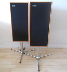 speaker stands retro - Google Search