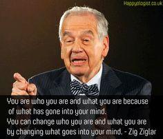 In loving memory of the inspirational Zig Ziglar #happiness #inspiration #ZigZiglar
