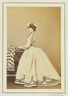 Princess Louise, Osborne 1863 [in Portraits of Royal Children Vol.7 1863-1864] | Royal Collection Trust
