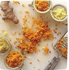 Studies show turmeric can inhibit anaphylactic shock, stabilise mast cells and act as an antihistamine. Ginger is as potent an antihistamine as Zantac. Acid reflux meds are actually antihistamines. Histamine can cause insomnia and chronic fatigue, it's also a neurotransmitter, so many antidepressants mess with histamine levels. Excess histamine can mimic anxiety symptoms, Xanax is an antihistamine. Valium inhibits the histamine lowering diamine oxidase (DAO) enzyme. ~The low histamine chef