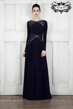 y este!! The Vea Gown   Catherine Deane   Prefall 2014